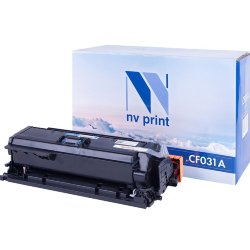 "Картридж ""Print"" CF031A Cyan для HP Color LaserJet CP4540, CM4540f, CM4540fskm (12500 копий)"