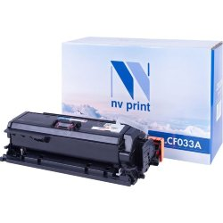 "Картридж ""Print"" CF033A Magenta для HP Color LaserJet CP4540, CM4540f, CM4540fskm (12500 копий)"